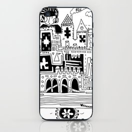 Puzzle Factory iPhone Skin