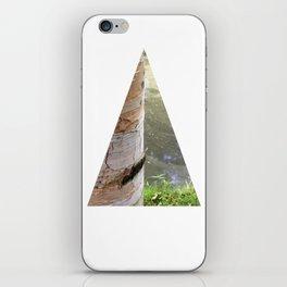 Print V. iPhone Skin