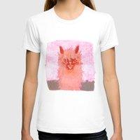 alpaca T-shirts featuring Alpaca!!! by J Han