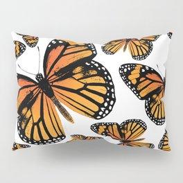 Monarch Butterflies | Monarch Butterfly | Vintage Butterflies | Butterfly Patterns | Pillow Sham