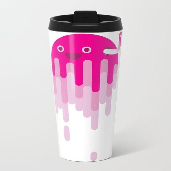 Jelly and Co. Metal Travel Mug