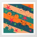 Bike routes by cocodes