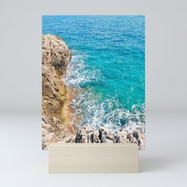Seaside Ramble Mini Art Print