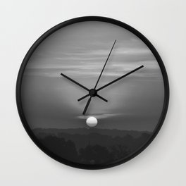 038 | hill country Wall Clock