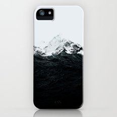 Those waves were like mountains iPhone (5, 5s) Slim Case