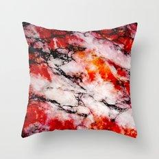 Lacerta Throw Pillow