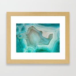 THE BEAUTY OF MINERALS 2 Framed Art Print
