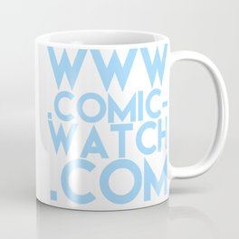 I AM A WATCHER Coffee Mug