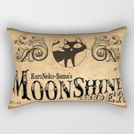 Kuroneko-sama's Moonshine Cider - Trigun Rectangular Pillow