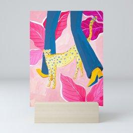 Come along with Me Mini Art Print