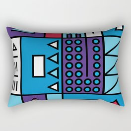Play on words | Still love u 2 Rectangular Pillow