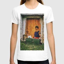 Invisible Man T-shirt
