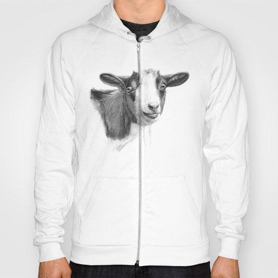 Curious goat sk098 Hoody