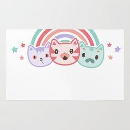 Cute cats Rug