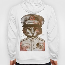 Badass Pets : The Siberian Captain Hoody