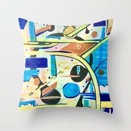 JOTS 7618 Throw Pillow