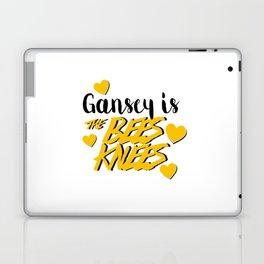 Gansey Is The Bees Knees Laptop & iPad Skin
