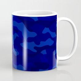 Ocean Camo Coffee Mug