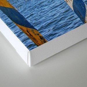 Vizcaya Barge Adventures Canvas Print