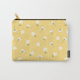 Little Daises Carry-All Pouch