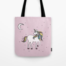 Horny the Unicorny Tote Bag