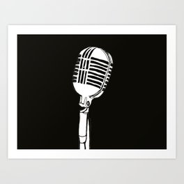 Sing it Art Print