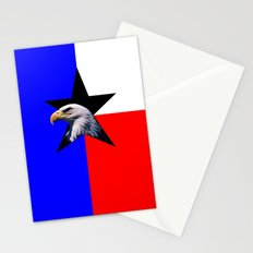 the lone star Stationery Cards