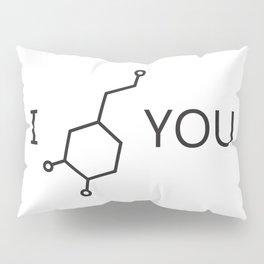 I Love You (Dopamine) Pillow Sham