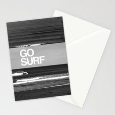 Go Surf Stationery Cards