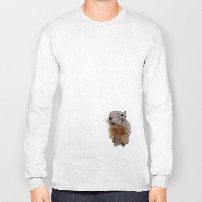 Curiosity Long Sleeve T-shirt