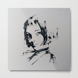 Splaaash Series - Talie Ink Metal Print