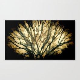 Mystery Tree Canvas Print