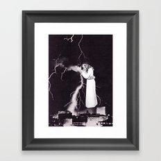 Traveling Light Framed Art Print