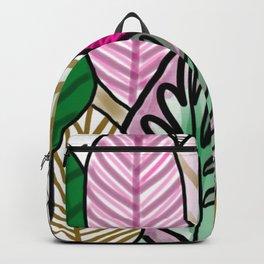 Leaf Behind  Backpack