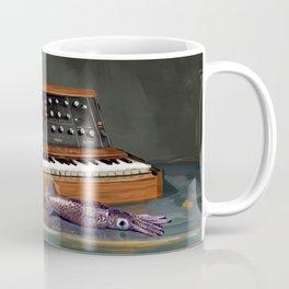 Synthesizer and Aquid Coffee Mug