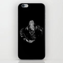 Aliens Here iPhone Skin