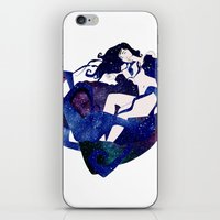 celestial iPhone & iPod Skins featuring Celestial by Stevyn Llewellyn