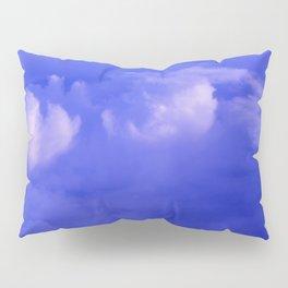 Aerial Blue Hues II Pillow Sham