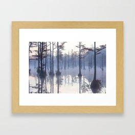 Adams Mill Pond 29 Framed Art Print