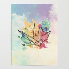 Sundara Dreams with Clouds Poster