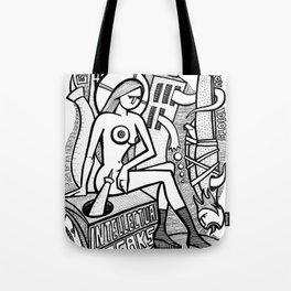 Intellectual Freaks - PopCore 9 Tote Bag