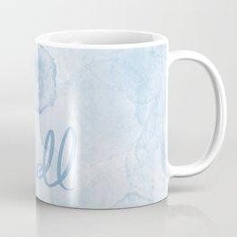 Oh Blue Coffee Mug