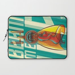 UHURA pin up Laptop Sleeve