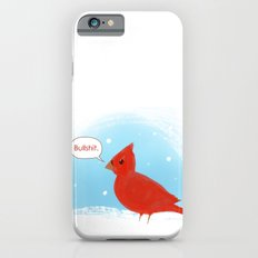 Winter Cardinal Slim Case iPhone 6s