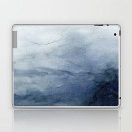 Indigo Abstract Painting | No.2 Laptop & iPad Skin