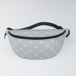 Gamer in the Fog Fanny Pack