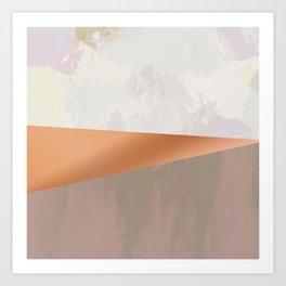 Copper Dreams Art Print