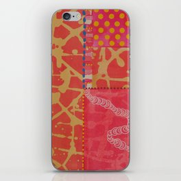Transitional Object iPhone Skin