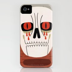 Fear iPhone (4, 4s) Slim Case