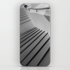 weight flow iPhone & iPod Skin